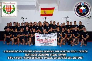 Spain Seminar in 2012